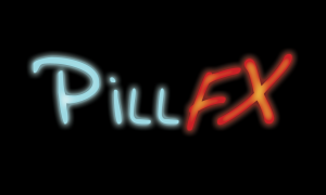 PillFX Business Card Back